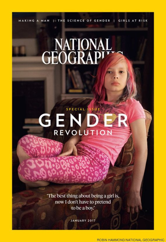 National Geographic fa la storia con la copertina dedicata ai