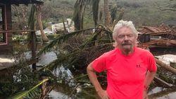 Irma devasta l'isola privata di Richard Branson. Il magnate chiede aiuto per le popolazioni