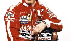 Gilles Villeneuve, 35 anni