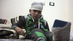 Aleppo, evacuazione a singhiozzo. Bimbi traumatizzati e feriti in condizioni