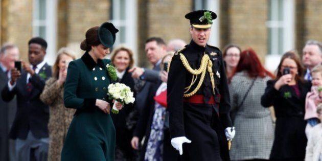 Kate Middleton insieme al principe William: la prima uscita in pubblico dopo la vacanza