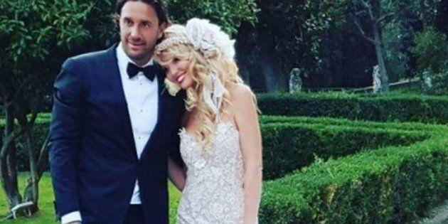 Dopo 14 anni matrimonio top secret per Luca Toni e Marta Cecchetto. Ma le foto degli invitati svelano...