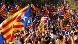 Un milione in strada a Barcellona per l'indipendenza della Catalogna. Puigdemont,