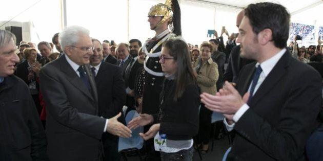 Sergio Mattarella a Locri. Il monito del presidente della Repubblica contro la mafia: