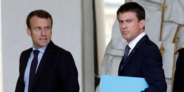 Valls si lancia sul carro di Macron.