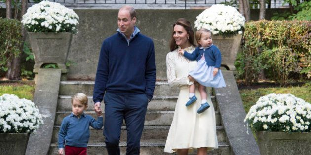 Photo by: KGC-375/STAR MAX/IPx 2016 9/29/16 Prince William The Duke of Cambridge, Catherine The Duchess...