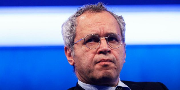 Enrico Mentana attacca Beppe Grillo e il Pd: