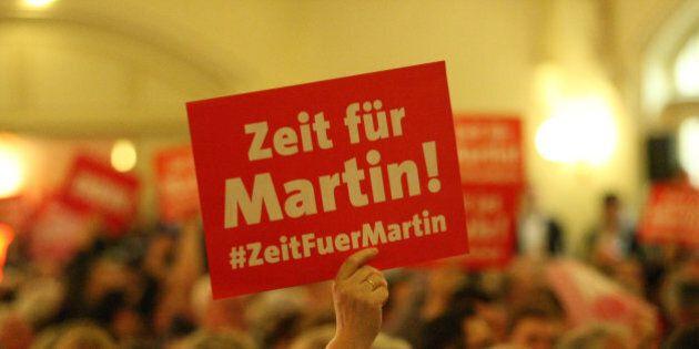 Schulz eletto presidente della Spd con il 100% dei consensi. Il socialdemocratico sfida la Merkel: