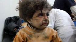 Ad Aleppo i bambini hanno smesso di