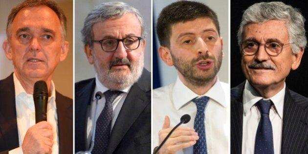Sondaggio Scenari Politici, nessun candidato della minoranza Pd ha la credibilità per battere Matteo...