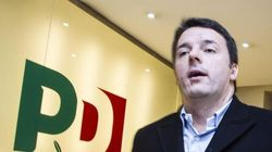Matteo Renzi all'assemblea Pd: