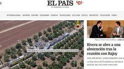 La tragedia pugliese in apertura dei siti dei media internazionali
