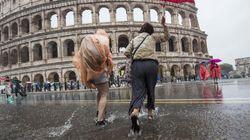 Sull'allagamento di Roma l'ombrello dei 5 Stelle si chiama