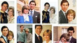 C'è un particolare sull'altezza di Diana e Carlo che le foto ufficiali hanno sempre