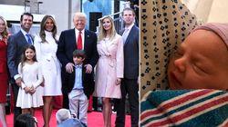 Fiocco azzurro alla Trump Tower: è nato un nuovo membro della famiglia del presidente degli Stati