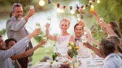 È vero, siamo terroni e fortunati: il menù del matrimonio al
