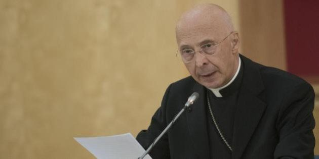 Il presidente della Cei Angelo Bagnasco: