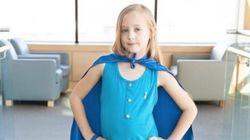 A 8 anni le diagnosticano un cancro al seno: