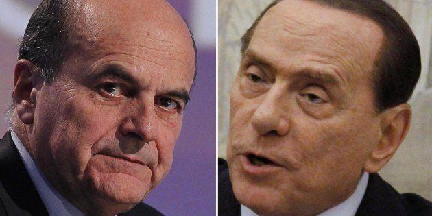 In una combo Pier Luigi Bersani e Silvio