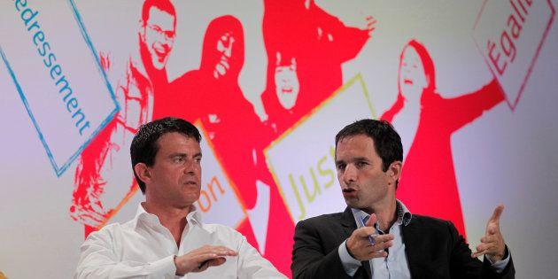 Implosione socialista. Valls verso l'espulsione, Hamon sbatte la porta, Hidalgo riparte da