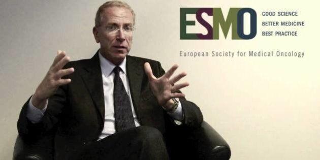 Alberto Sobrero è l'oncologo europeo dell'anno: all'italiano l'Esmo Award istituito dalla Società Europea...