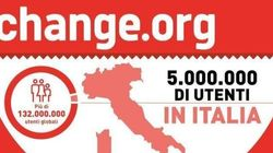 Change.org in Italia: un arrivederci e tanti cambiamenti in