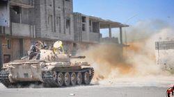 Milizie libiche: