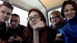 Yuri Guaiana fermato e poi rilasciato in Russia, portava una petizione contro le persecuzioni dei gay in