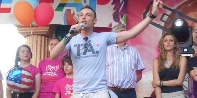Chi è Yuri Guaiana, l'attivista per i diritti gay fermato a