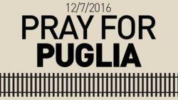 #PrayforPuglia: le