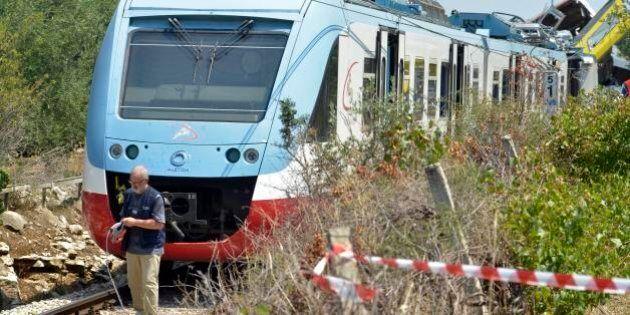 Scontro treni Puglia, Delrio: