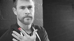 Perché alcuni uomini (e star) stanno postando foto con un'unghia