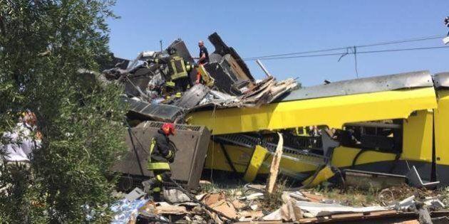 Scontro tra treni in Puglia, operatore del 118 salvo per miracolo: perde il treno, poi va a soccorrere...