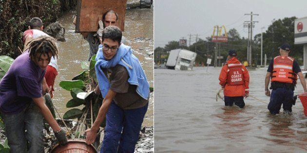 Sugli eventi climatici e sulle colpe dell'uomo, da Katrina a
