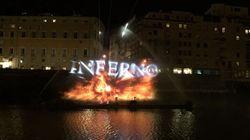 L'Inferno illumina Firenze. Ed è subito