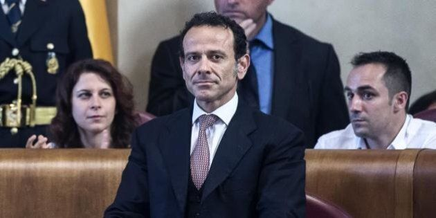 Marcello minenna assessore a roma interpellanza dei deputati del pd sul doppio incarico l for Deputati del pd