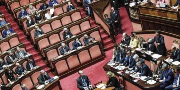 Senato, la maggioranza tiene sul ddl Enti Locali: rientrati per ora i malumori del partito di Angelino