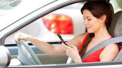 Telefonare guidando è pericoloso anche con vivavoce e