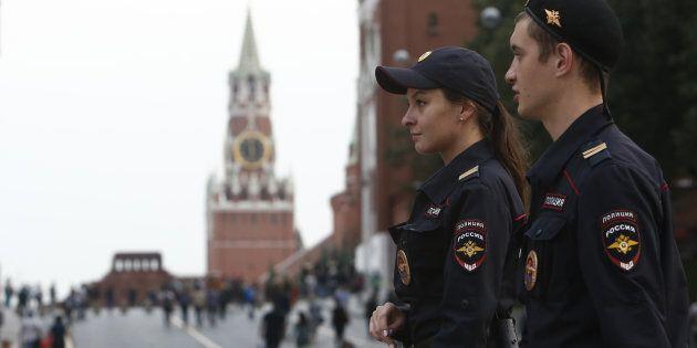 La Russia sconvolta dall'ondata di allarmi bomba.