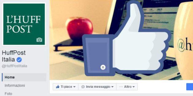 Huffington Post su Facebook: 3,6 milioni di utenti unici al mese. La prima rilevazione Audiweb ci