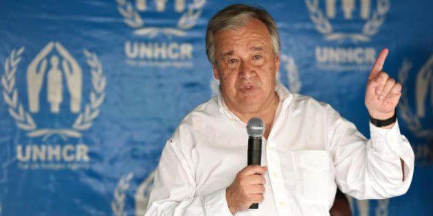 Un altro uomo ai vertici dell'Onu è un'occasione