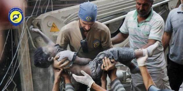 Aleppo come Sarajevo, morta come l'umanità che l'ha