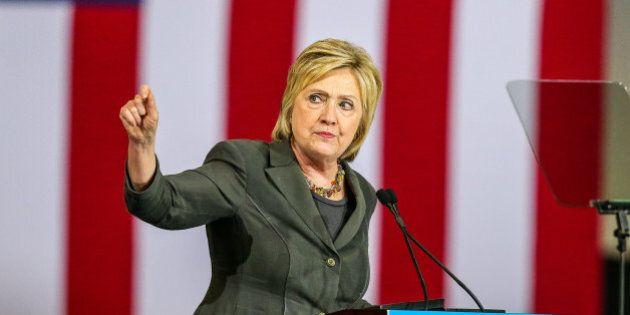 Sondaggio Nyt-Cbs News: il vantaggio di Hillary Clinton su Donald Trump è