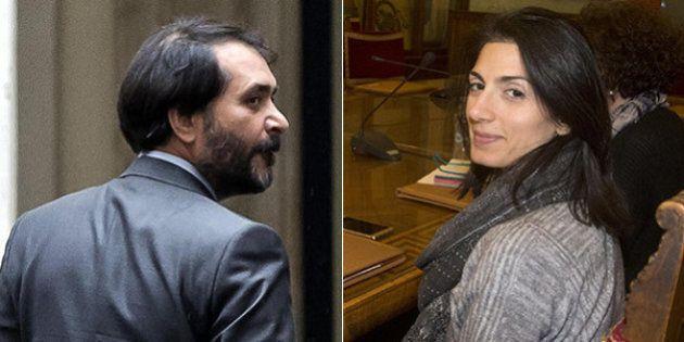 Raffaele Marra rinuncia a Virginia Raggi come