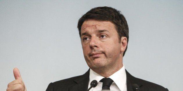 Referendum, Matteo Renzi: