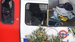 Il video dell'ordigno ancora in fiamme nella metro di