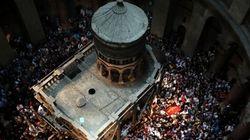 La tomba di Gesù riapre al pubblico dopo il restauro da 4 milioni di