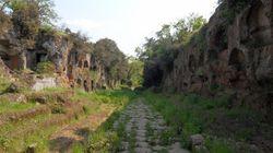 Fabrica di Roma, una piacevole scoperta tra la via Amerina e la nocciola