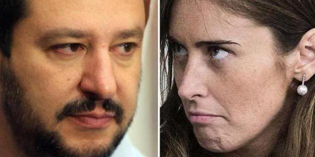 Maria Elena Boschi annulla il confronto con Matteo Salvini a