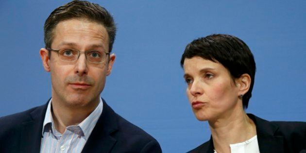 Frauke Petry attacca Angela Merkel per la strage di Berlino: